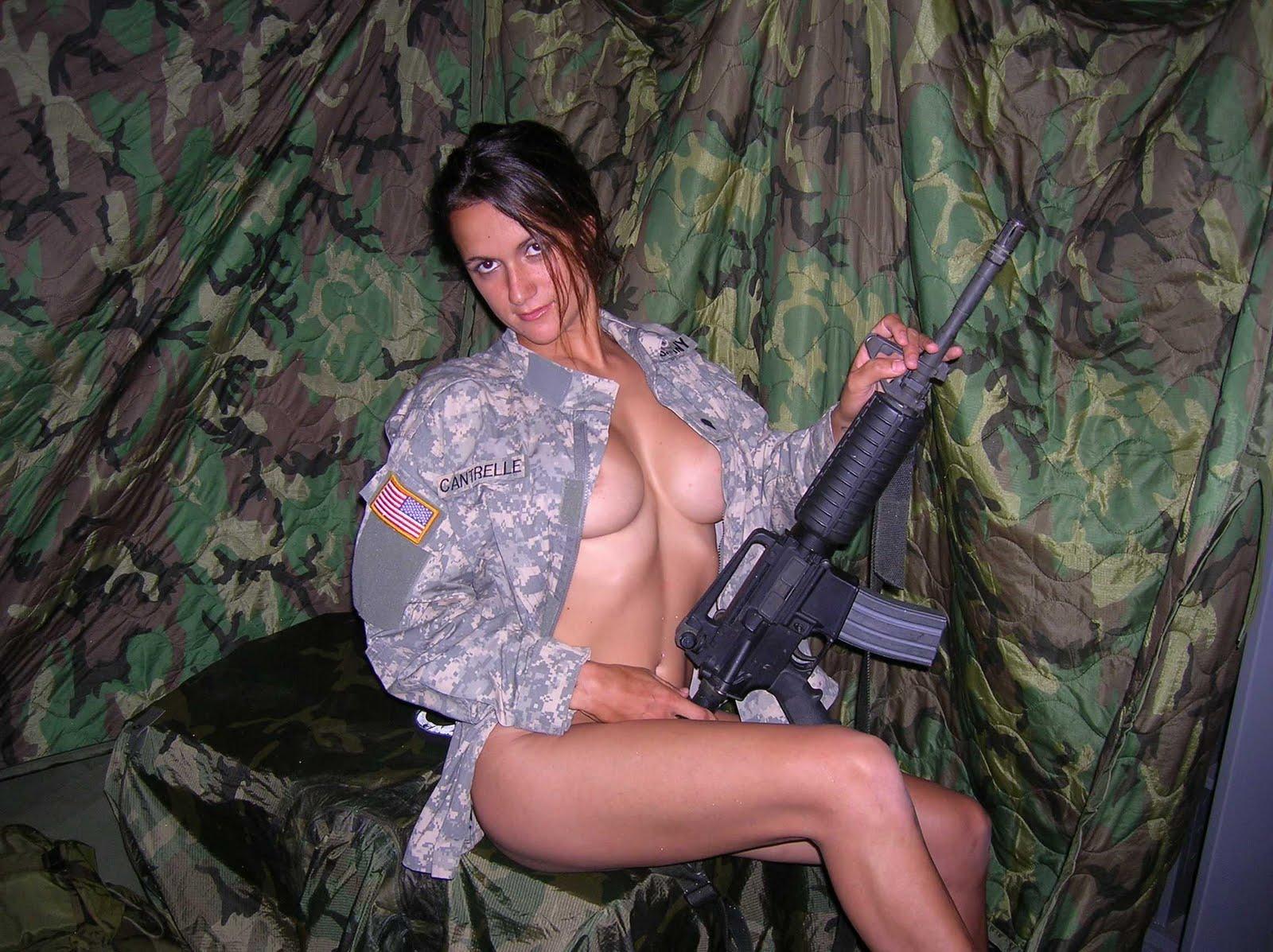 Iraq military women nude