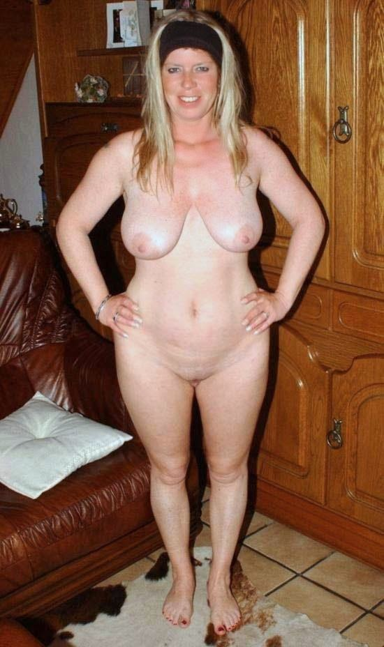 Nude Rubenesque Mature Women 9
