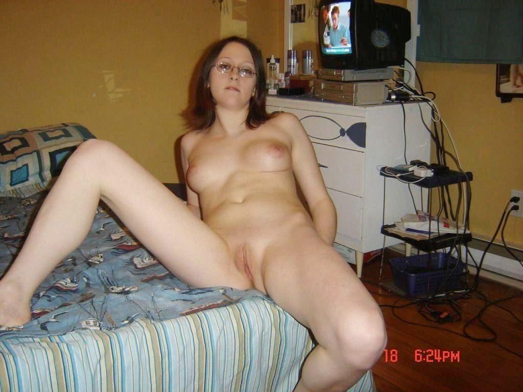 naughty geek girls nude