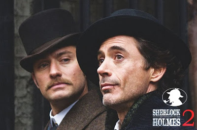 Sherlock Holmes 2 Movie in December 2011
