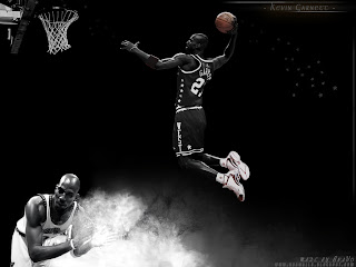 Kevin Garnett NBA wallpaper