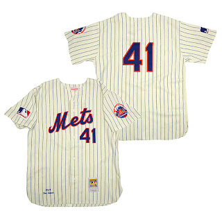 more photos 3ba12 5de60 The Mystery of Tom Seaver's Yellow New York Mets Jersey ...