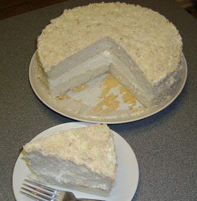 Sarah 39 s kitchen olive garden lemon cream cake - Olive garden lemon cream cake recipe ...
