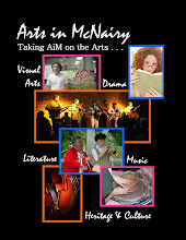Welcome to the Arts in McNairy Blog