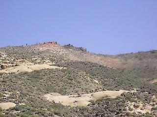 Kern River Valley Rockhounding: Sheep Springs in the El Paso