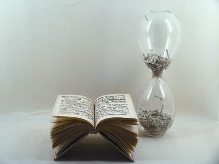 Un libro y un reloj me van a acompañar siempre