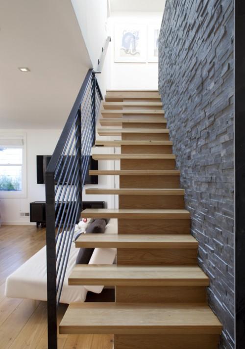 Escadas parte1 casa design minimalista for Design minimalista