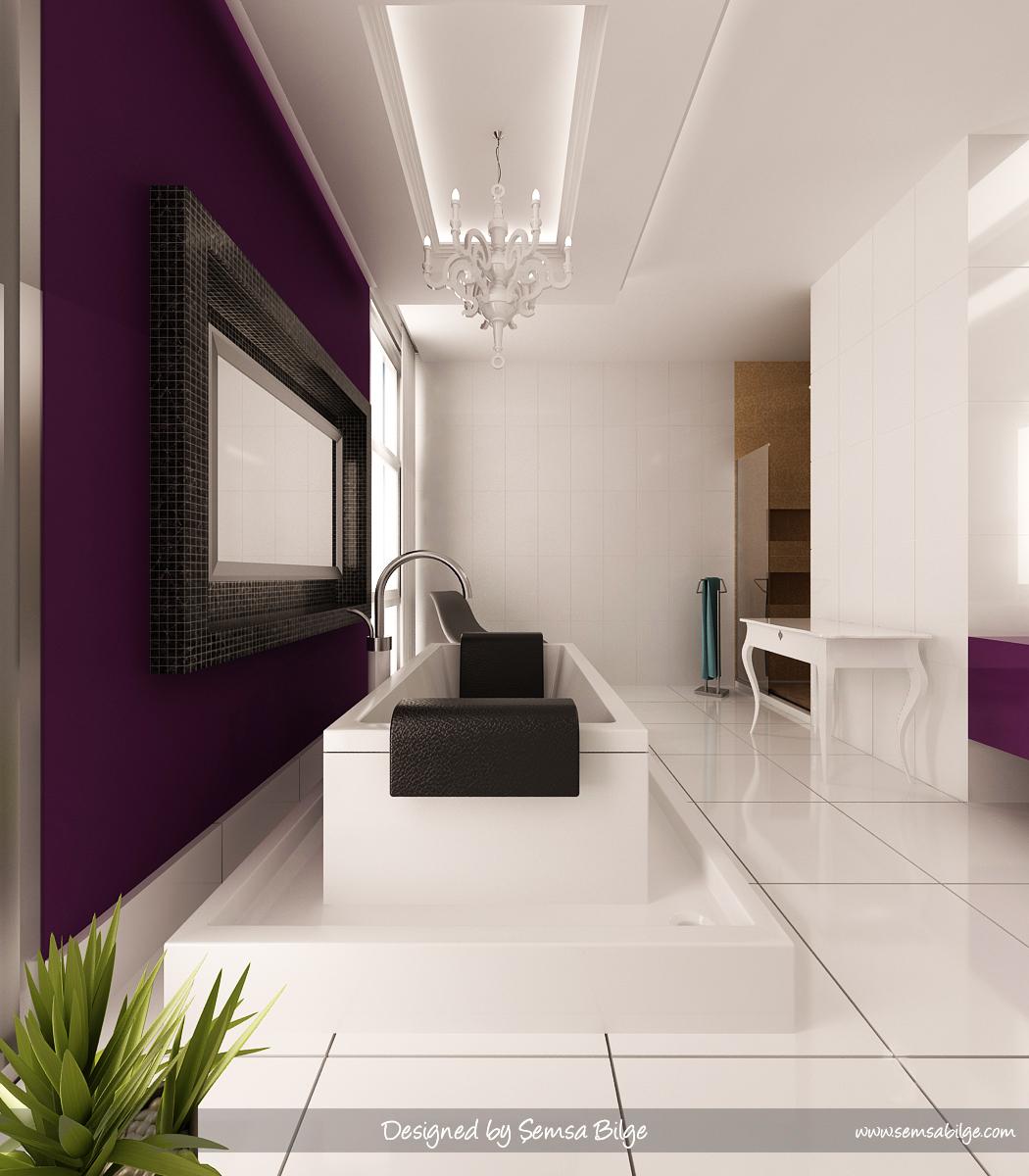 Interior Design Ideas Gallery: Beautiful Bathroom Designs Ideas