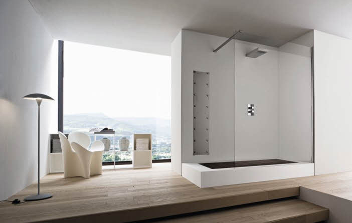 Modern Minimalist Bathroom Design Ideas From Rexa