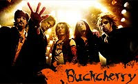 Buckcherry en Barcelona, Madrid y Bilbao en junio