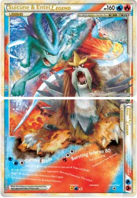 Connor 39 s Blog Entei and Suicune legend