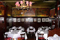 Greenwich village Minetta Tavern