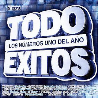 VA  Todo Exitos Los Numeros Uno Del Ano 2007