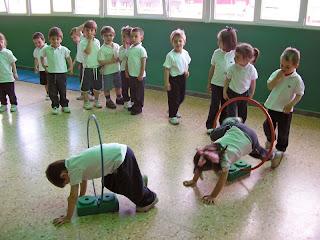 Planeacion Corta De Educacion Fisica En Preescolar