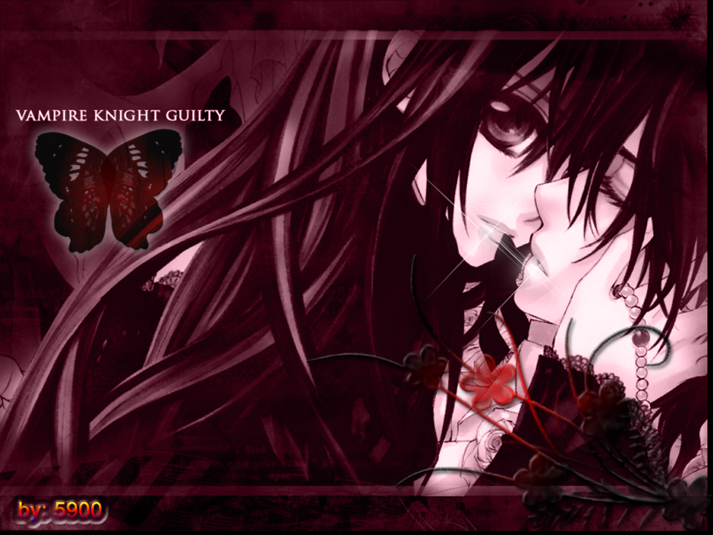 Anime prudente wallpapers vampire knight - Wallpaper vampire anime ...