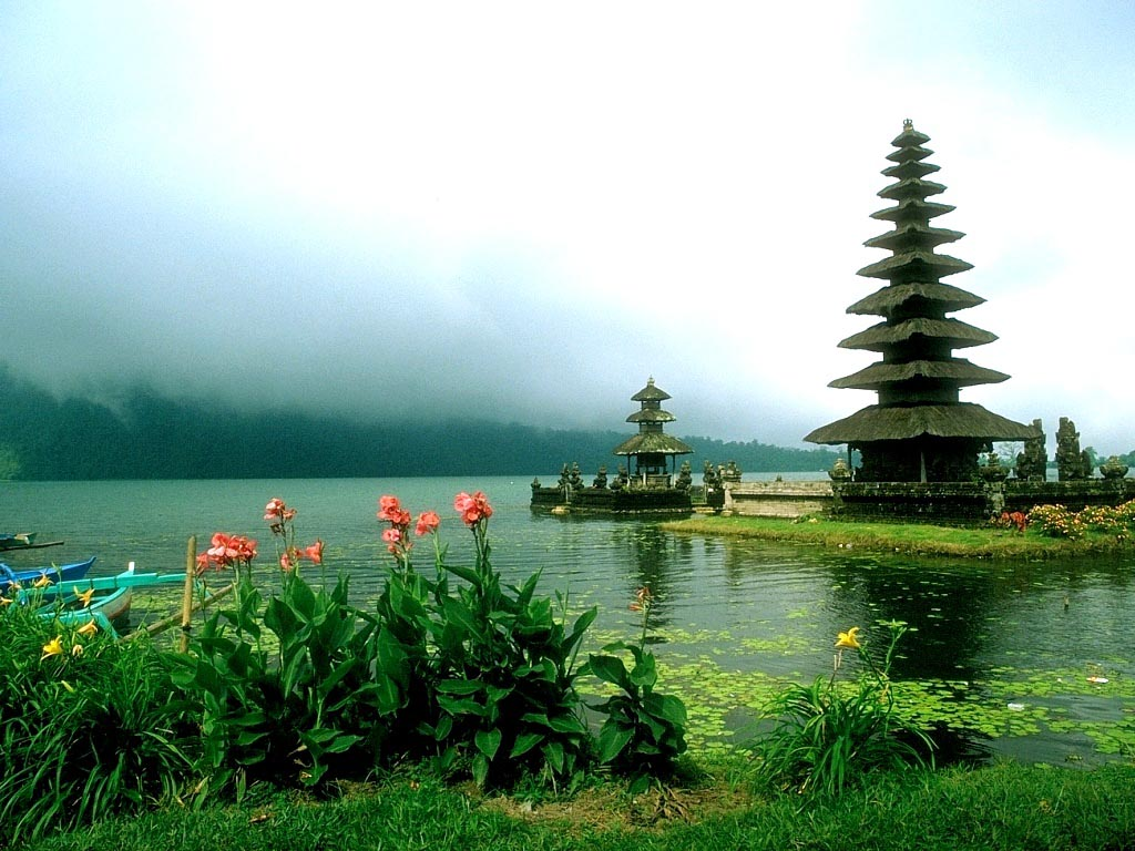 Travel around Asia: Java Island (Indonesia)