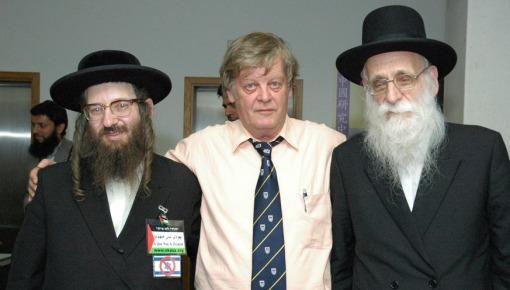 gambar rabbi yahudi