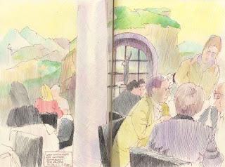 Rex WhistlerRestaurant, Tate Britain, London border=