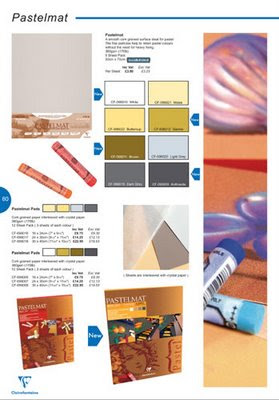 fisher 400 art paper draw an orbital diagram for boron making a mark reviews product review clairefontaine pastelmat gayle mason fur in the paint has done very nice post about comparison of pastelbord and which summarises relative