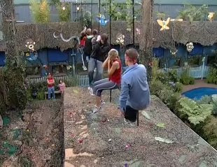 Big Brother 10 - HOH Endurance Competition - Live Updates