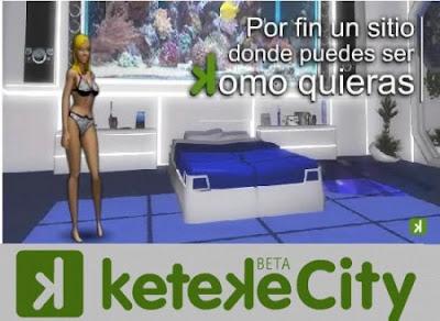 keteke city