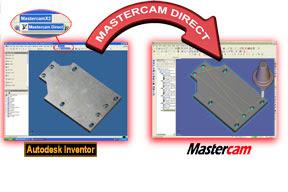 Mastercam Blog | Mastercam X2 Now Certified for Autodesk