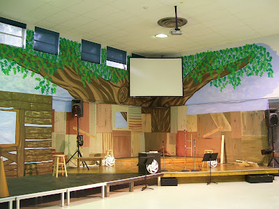 Childrens Ministry Theme Ideas Clubhousetreehouse | Party ...