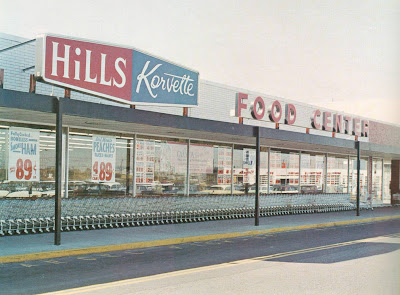 Pleasant Family Shopping The Korvette Supermarkets