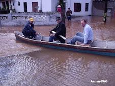 Enchente no Rio Taquari