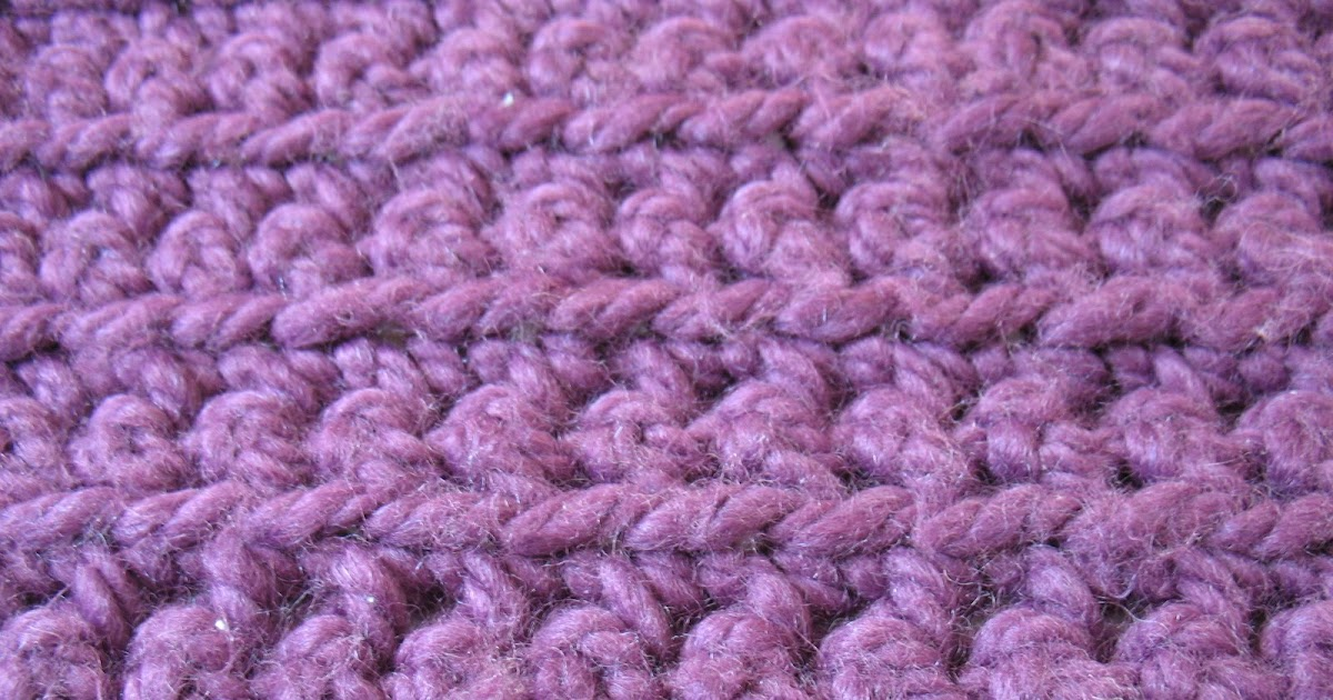 Illustrated Crochet Stitches ~ Crochet Collection