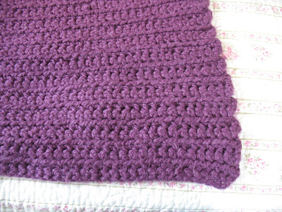 How to work double crochet. Easy instructions - you can do it!