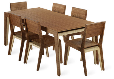 HOLLOW DINING TABLE