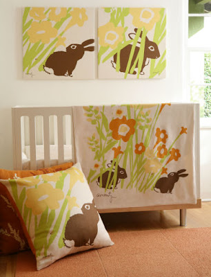 more design for the little ones: beautiful new linens from amenity home in  california. their new meadow and woods collections are made from 100%  organic ...