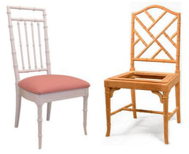 Bamboo Chairs For Interior