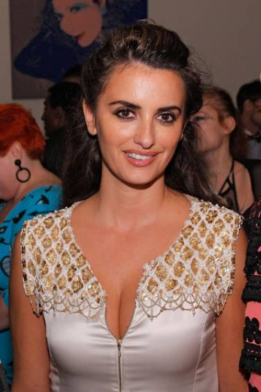 Klaudy Hot  Sexy Boobs Actress Penelope Cruz Hollywood -3383