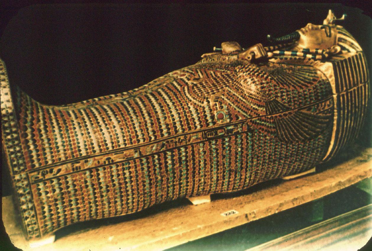 Tutankhamun's Tomb, Egypt