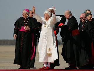 benedict Reason, wonder and Pope Benedict XVI