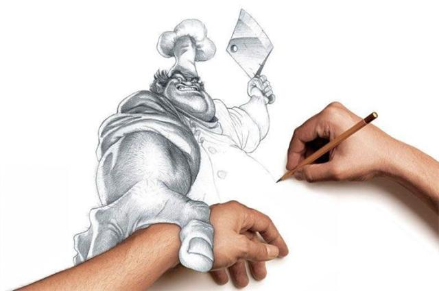cool posting cool pencil sketch drawings
