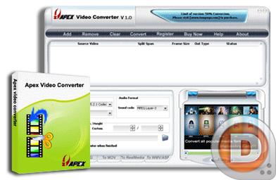 apex Apex Video Converter