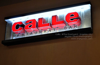 Calle Bar and Restaurant at The Courtyard, Balibago Angeles city, Pampanga, Paella