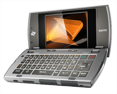 Sanyo Incognito SCP6760 QWERTY from Boost Mobile