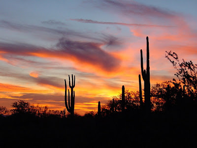 Arizona Sunset, Scottsdale, Vacation Home Rentals