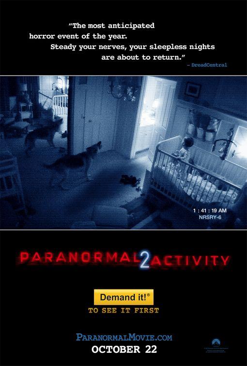 Baixar Torrent Atividade Paranormal 2 Download Grátis