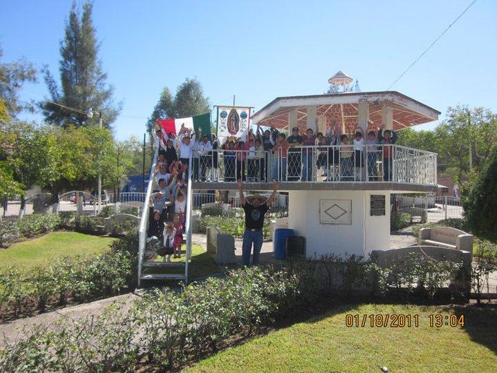 Cronicas De Jalpa Zacatecas Enero 2011