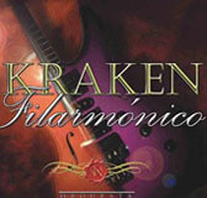 canciones de kraken filarmonico: