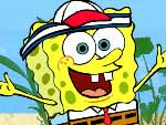 Igrice za decu Sponge Bob Square Pants: Trash Bash