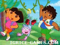 Dora Istrazuje Igrice/Dora the Explorer Games