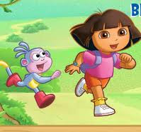 Dora swipers adventure