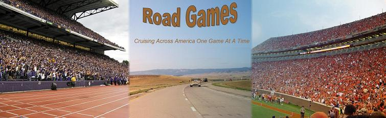 Road Games - Football and Fútbol