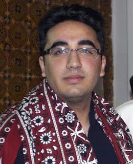 Bilawal Bhutto Zardari's Email Address - Pakistan Hotline